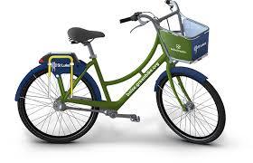 Rugged Bikes Boise Green Bike