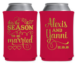 koozies for weddings accessories bridesmaid koozies koozies wedding koozies