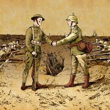 the spirit of the 1914 christmas truce wsj