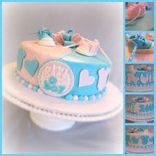 12 best cake ideas images on pinterest gender reveal cakes baby