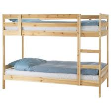 MYDAL Bunk Bed Frame IKEA - Twin bunk bed dimensions