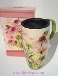 Beautiful Coffee Cups Fun Fierce Fabulous Beauty Over 50 Lifestyle Loving My