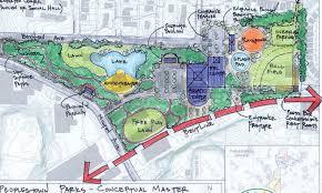 Map Of Atlanta Beltline by Park Visioning U2013 Park Pride