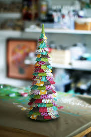 cheap christmas tree and cheap christmas craft ideas for kids