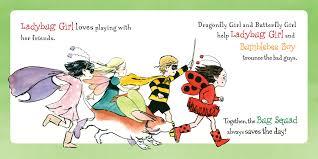 ladybug loves jacky davis david soman 9780448453743