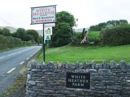 white heather farmhouse kenmare co kerry bed and breakfast on