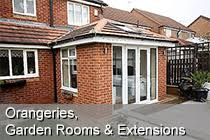 small extensions conservatories windows doors garden rooms garages small