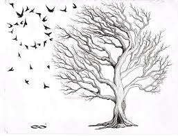 oak tree by revelationink on deviantart
