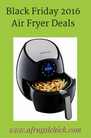 air fryer black friday deals 2016
