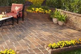 Block Patio Designs Patio Ideas Using Pavers