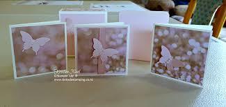 Wedding Wishes Box Elegant Butterfly And Wedding Wishes Box For 3 U2033x3 U2033 Notecards