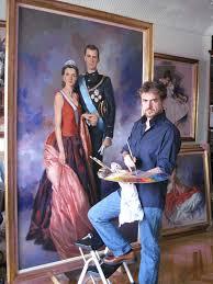 Ricardo Sanz 1957 Portrait Figurative Painter Tutt U0027art
