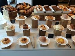 cuisine vancouver breakfast buffet rich selection of pastries picture of oru