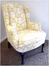 small modern yellow wingback chair design ideas 46 in gabriels