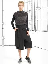 crea concept front knit top by crea concept at hello boutique