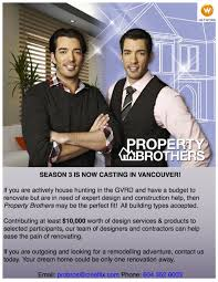 Home Design Show Casting by Property Brothers Casting Home Interiror And Exteriro Design
