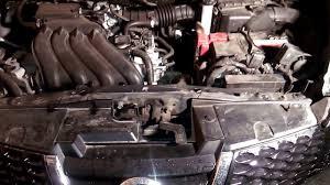 nissan versa juke engine nissan juke komora silnika motorraum engine compartment youtube