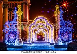 russia st petersburg new year stock images royalty free images