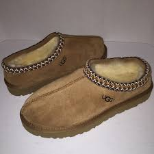 ugg slippers sale free shipping ugg ugg tasman chestnut womens slippers shoes 12 from