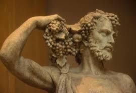 dionysus greek god statue the legend of how dionysus became god of wine