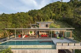 modern house plans on hillside u2013 modern house