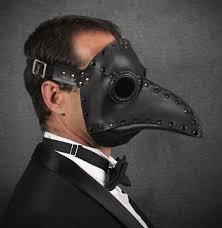 plague doctor mask for sale plague doctor mask in black krankheit