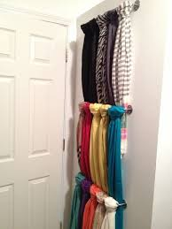 best 25 storing scarves ideas on pinterest closet storage