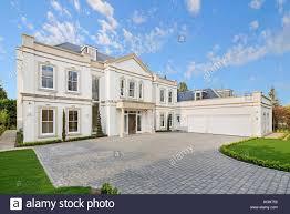 modern mansion house uk stock photos u0026 modern mansion house uk