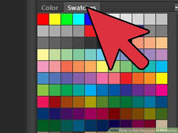 4 ways to add swatches in photoshop wikihow