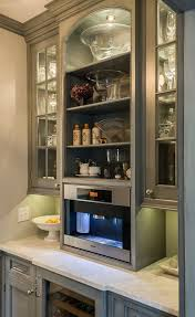 Pantry Cabinet Doors by Best 25 Microwave In Pantry Ideas On Pinterest Big Kitchen
