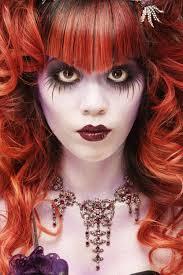 makeup makeup la carmina lacarmina blog egl gothic
