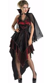 halloween costumes vampire deluxe vampire vixen costume n6533