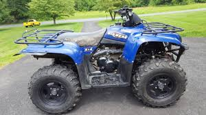 yamaha big bear 400 2x4 motorcycles for sale