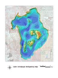 Map Of Sebring Florida by Lake Istokpoga