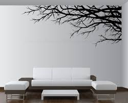 living room wallrals tc dining chair cushions akothari co home large vinyl decor sticker wall mural art tree top branches living murals for room 97 stirring