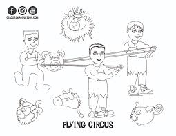 play circus imagination