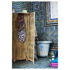 Jassa by Jassa Straw Hat Palm Leaf Assorted Colours Ikea