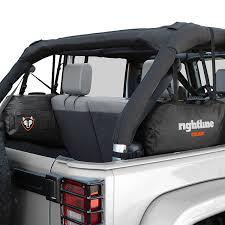 jeep wrangler side amazon com rightline gear 100j75 b side storage bags for jeep