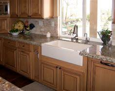 5 ideas update oak cabinets without a drop of paint apron front