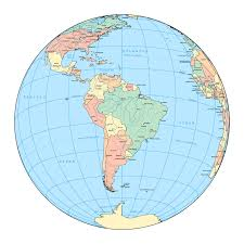 South America Map Countries Map Of South America With Capitals Jorgeroblesforcongress United