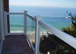 glass fence contractor orange county ca glass deck property