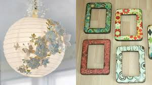 easy diy paper crafts for beautiful home decor