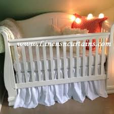 Crib Bed Skirt Measurements Best Crib Bed Skirts Products On Wanelo