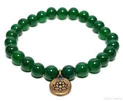 antique beaded bracelet images 2018 sn1105 handmade beaded bracelet dark green aventurine beads jpg