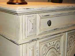 how to paint cabinets to look distressed best pictures of distressed kitchen cabinets and steps to install