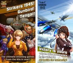 strikers 1945 apk strikers 1945 world war apk version 1 0 16