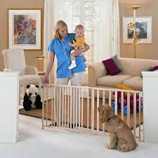 Extra Wide Pressure Fit Safety Gate Regalo Easy Open Extra Wide Metal Walk Through Safety Gate Hayneedle