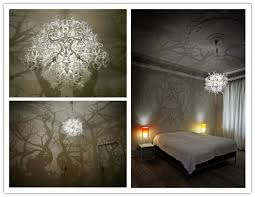 How To Make A Diy Chandelier How To Make Forest Inspired Diy Tree Branch Shadow Chandelier