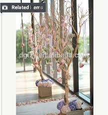 Cherry Blossom Tree Centerpiece by Popular Wedding Centerpieces Wedding Table Tree Centerpieces