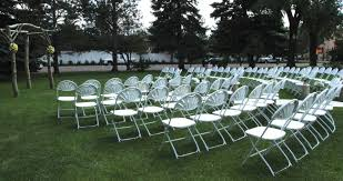 white wedding chairs wyoming tent event supply